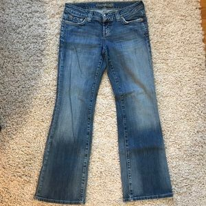 American Eagle Bootcut Jeans - Size 4s